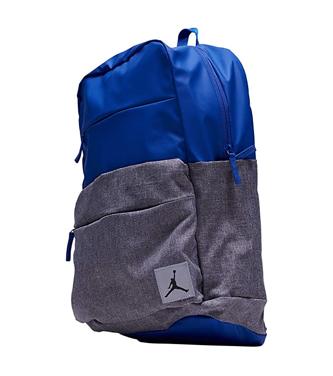 004cb26b2541 Amazon.com  Nike Jordan Pivot Colorblocked Classic School Backpack (Hyper  Royal)  Computers   Accessories