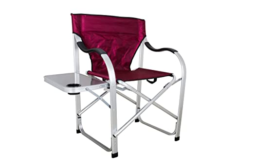 Amazon.com: Silla de director Stylish Camping SL1215, color ...
