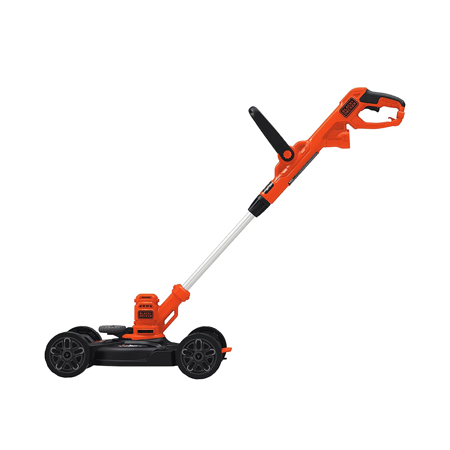 Amazon.com: Negro + Decker 3 en 1 Trimmer/Edger y Mower, 3 ...