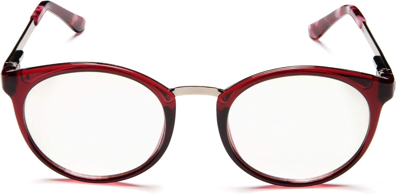 Anti Blaulicht Brillen f/ür Kinder ab 4 Jahren PROSPEK KIDS COMPUTER BRILLEN Juliete - Rot