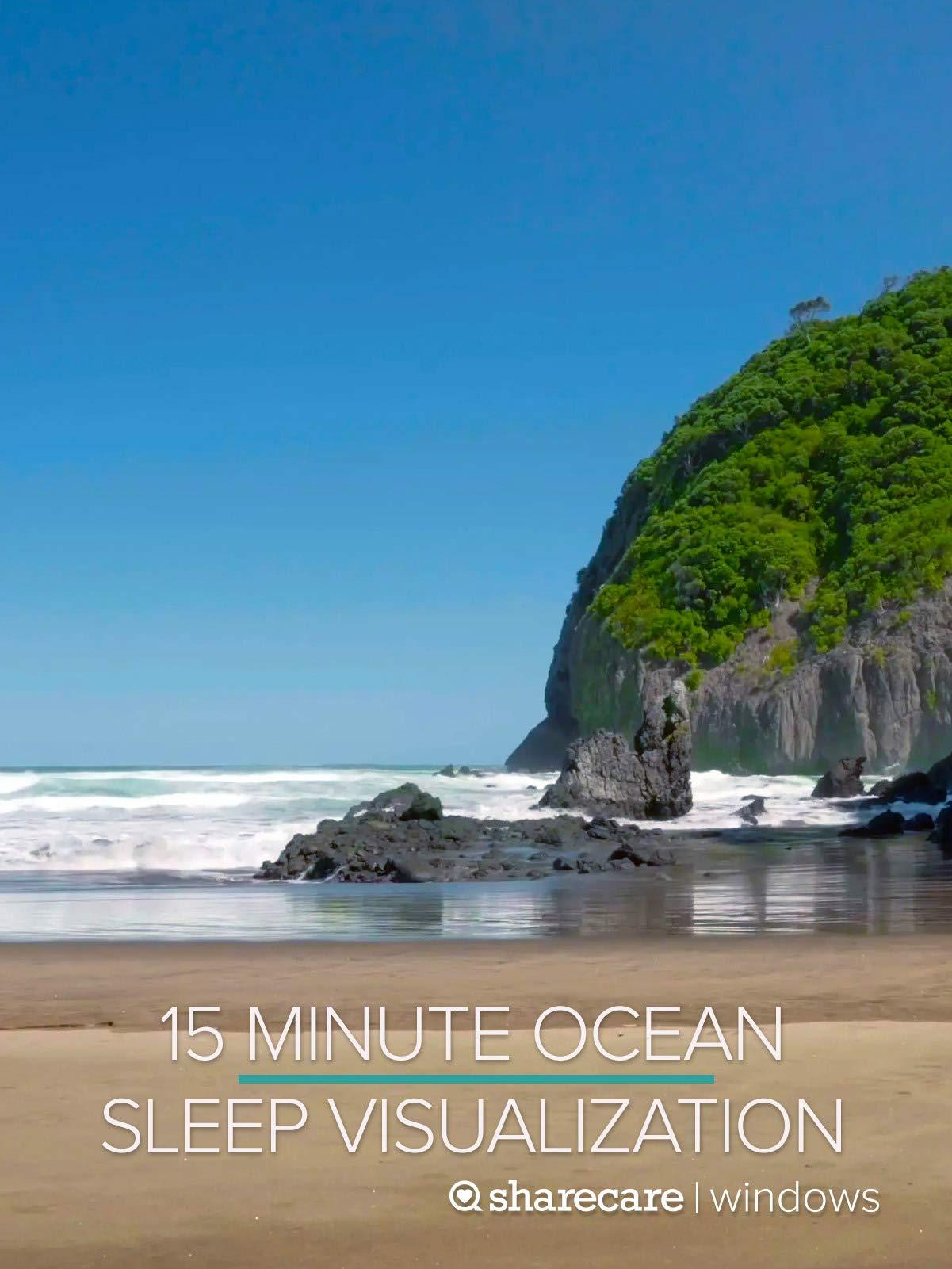 15 Minute Ocean Sleep Visualization