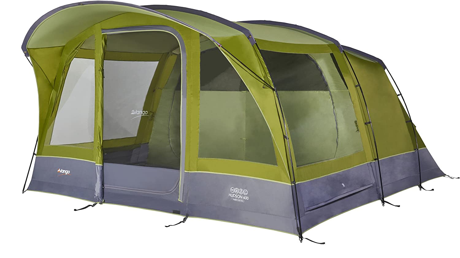 Vango Hudson 600 Tent Herbal 2018 Zelt
