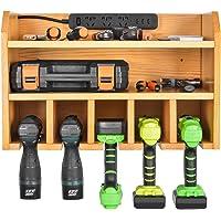 Sunix - Organizador de herramientas eléctricas, estación de carga para herramientas eléctricas, soporte de pared para…