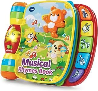 VTech Musical Rhymes Book, Regular