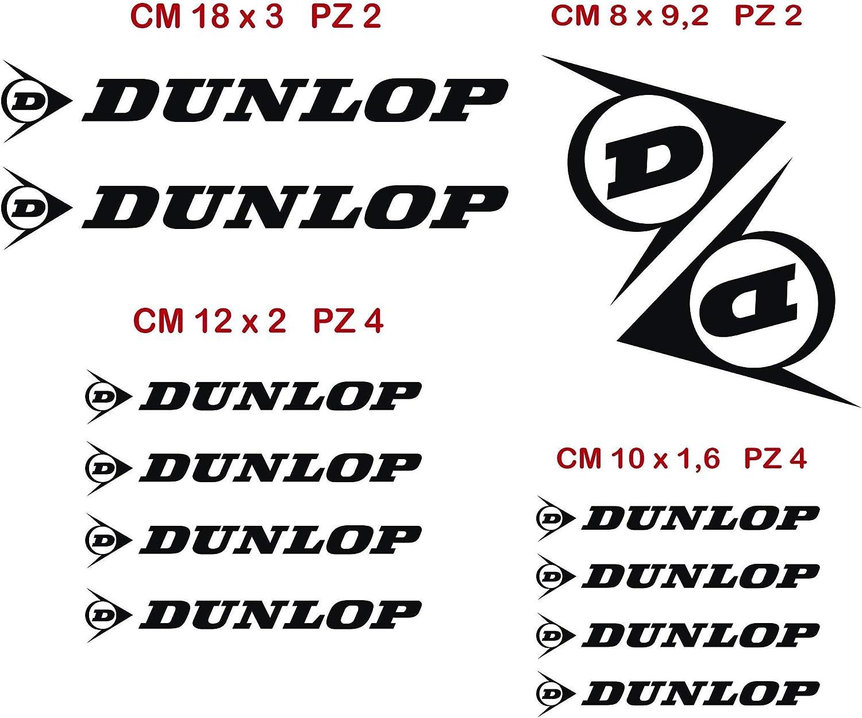 Sticker 0569 Dunlop motorcycle cod