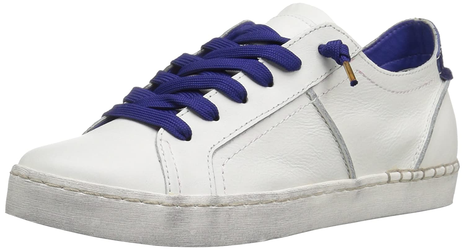 Dolce Vita Women's Zalen Fashion Sneaker B01LX9A0N7 9 B(M) US|White/Blue