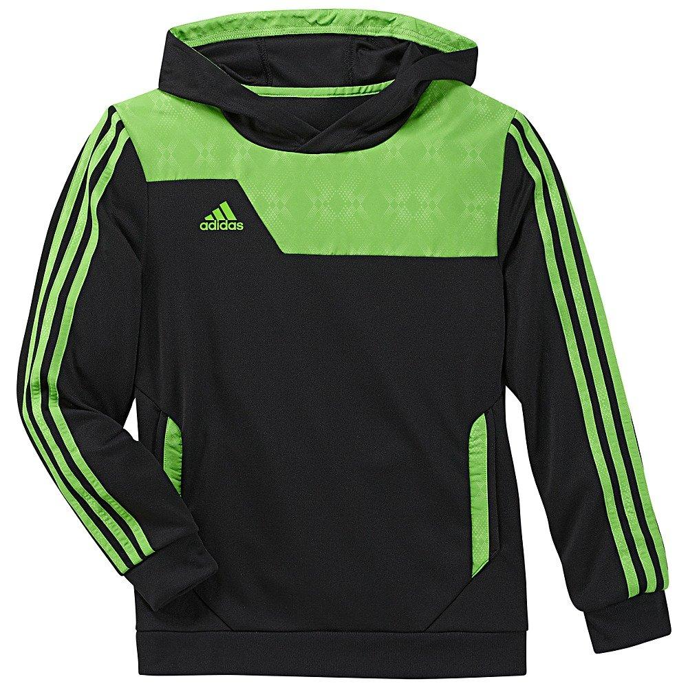 Adidas Kid's Speedtrick Hoodie (Blast Pink schwarz Weiß) X-Large