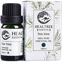 HEALTREE Tea Tree Essential Oil - Australian 100% Pure & Natural Essential Oils   Perfect for Hair & Skin Care, Air…