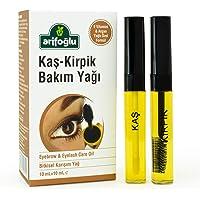 Arifoglu Kaş Kirpik Bakım Yağı 10+10 ml