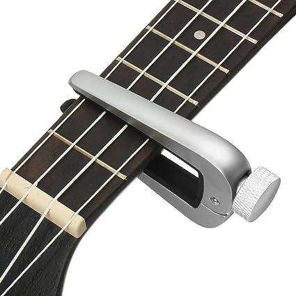 Zebra fc-09 aleación de zinc guitarra Capo disparador clave Clamp ...