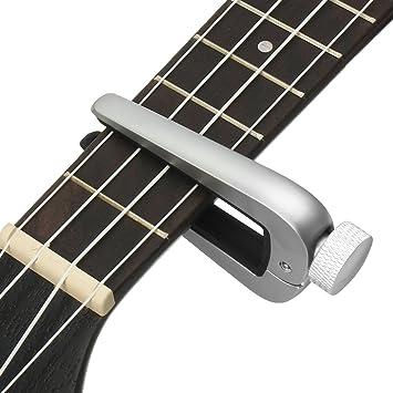 Zebra fc-09 aleación de zinc guitarra Capo disparador clave Clamp cambio Tune pomo Clip tono ajuste para guitarra eléctrica acústica Classic Folk Guitarra ...