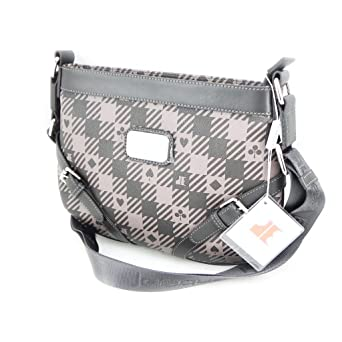 Amazon.com  Shoulder bag  Jacques Esterel  dark grey.  Clothing 7e4c0daca