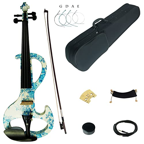 Kinglos Solid Wood Intermediate Electric Violin