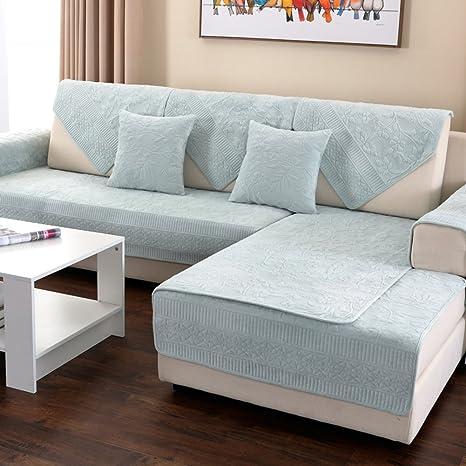 Nclon Funda para sofá Toalla de sofá Otoño Invierno ...