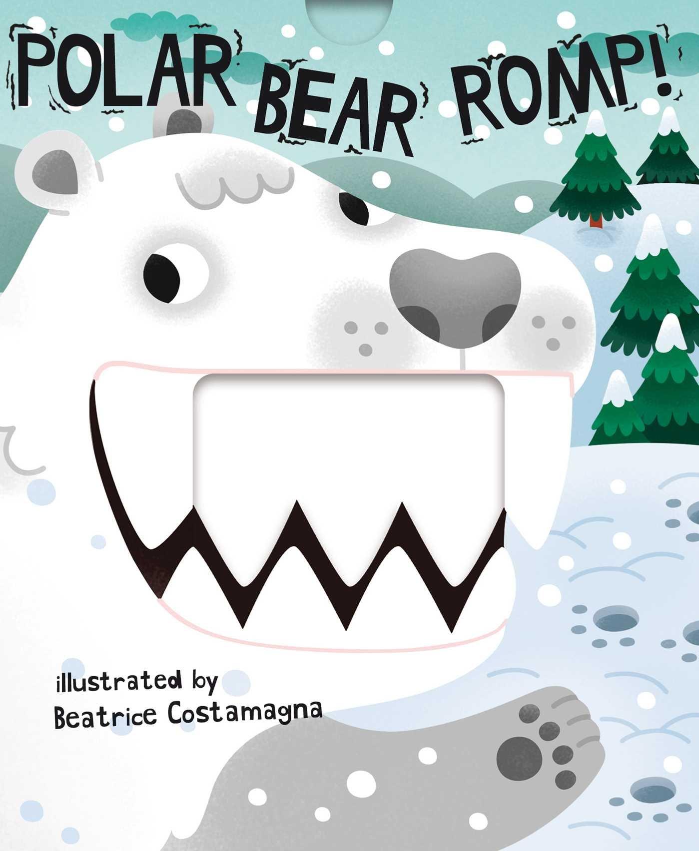 Polar Bear Romp! (Crunchy Board Books) ebook