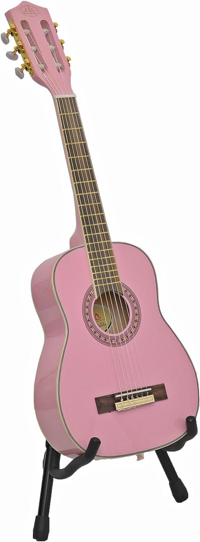 ts-ideen - Guitarra acústica infantil (1/4, para niños de 4 a 7 ...