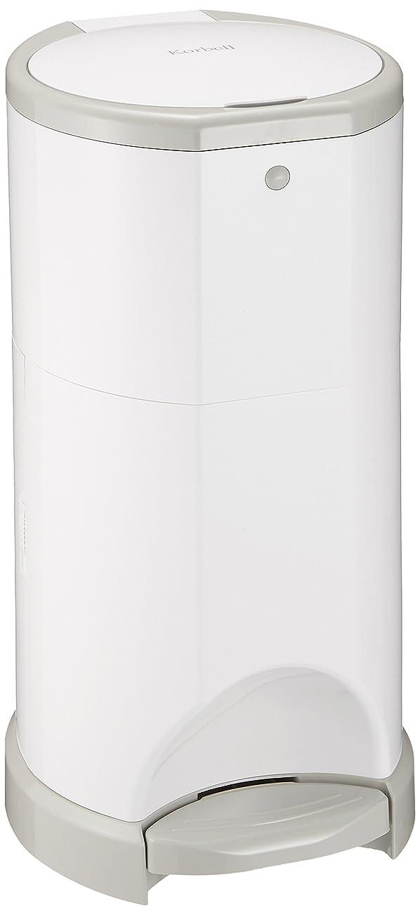 年ナチュラ酸日本製 フタ付きバケツ においが漏れない ピタッとボックス 10L (10L, ブラウン)