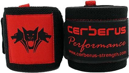 paire Cerberus Force rebond genou Wraps