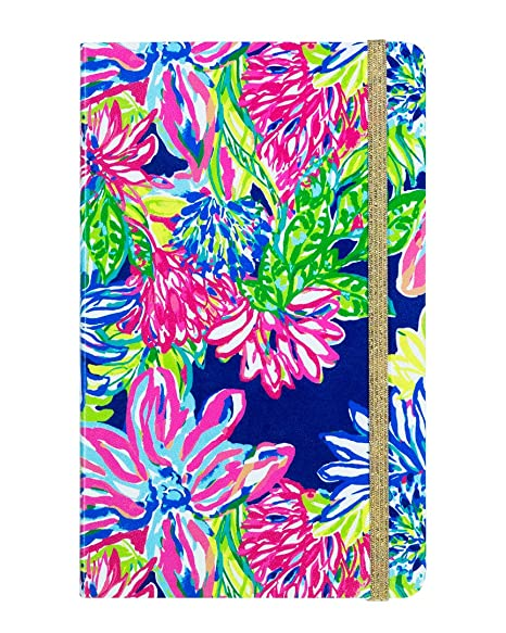 022b1df9d7e213 Amazon.com : Lilly Pulitzer Traveler's Palm Journal : Office Products