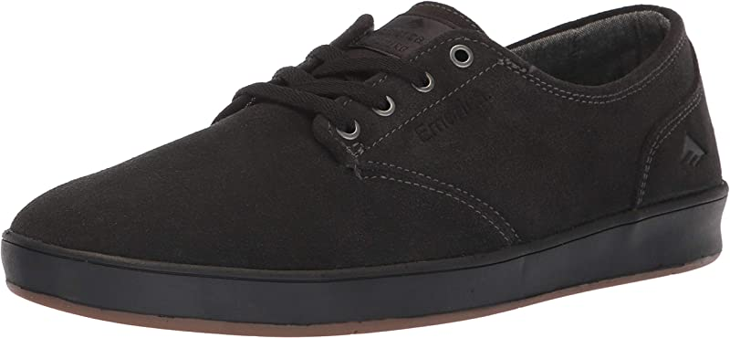 Emerica The Romero Laced Sneakers Herren Dunkelgrau/Schwarz