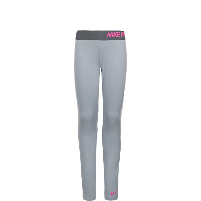Calcetines Nike Pro Hyperwarm Compression 3.0 para Mujer, Gris,S