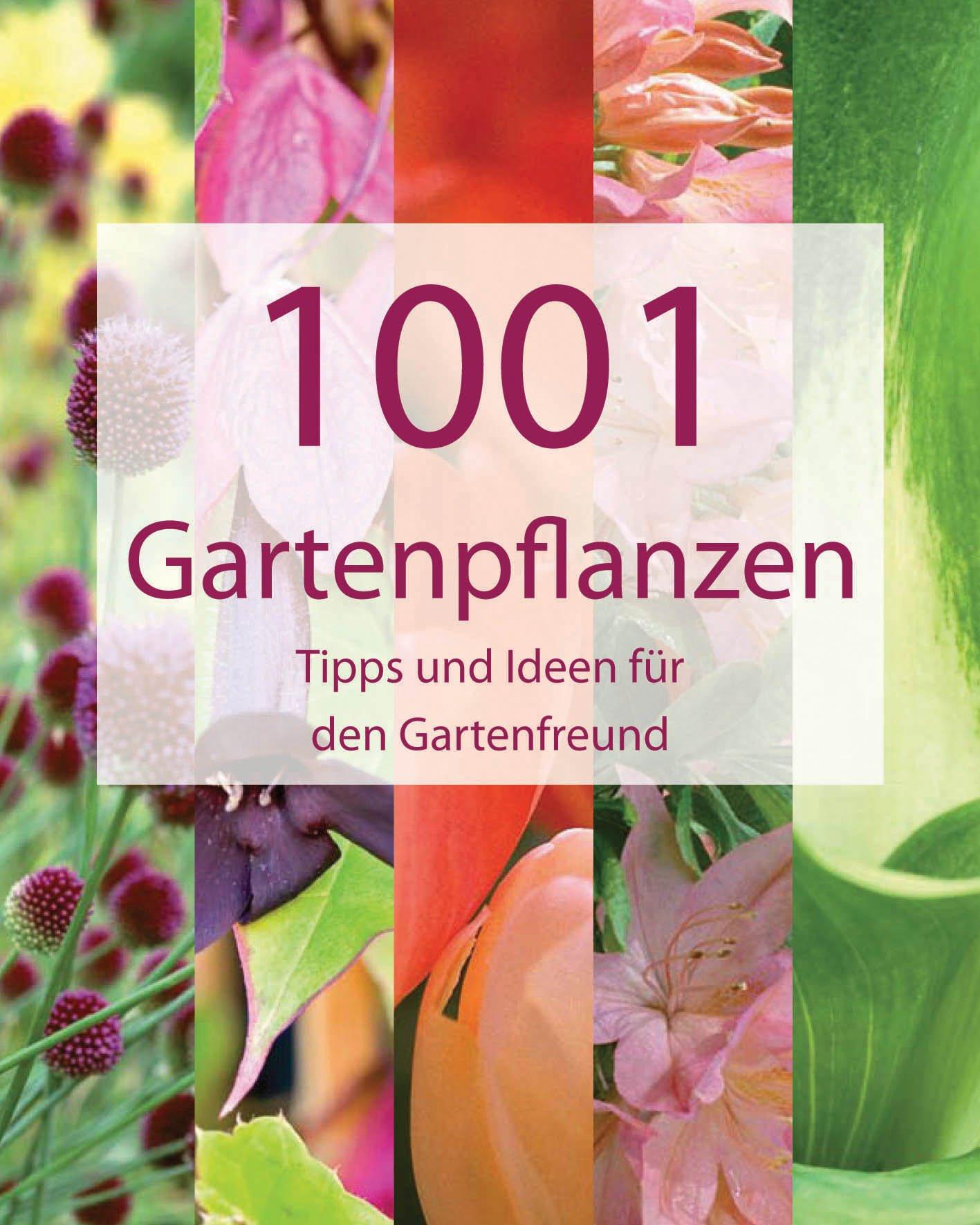 1001 Gartenpflanzen: Tipps und Ideen für den Gartenfreund: Amazon.de: Antje  Rugullis, Modeste Herwig: Bücher