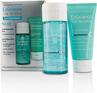 product image for Exuviance Age Reverse Hand Rejuventor Set: Hand Rejuventor Peel + Hand Rejuventor Cream 2pcs