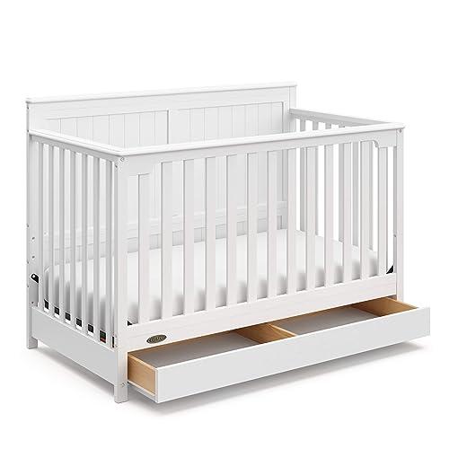 Graco Hadley 4-in-1 Convertible Crib