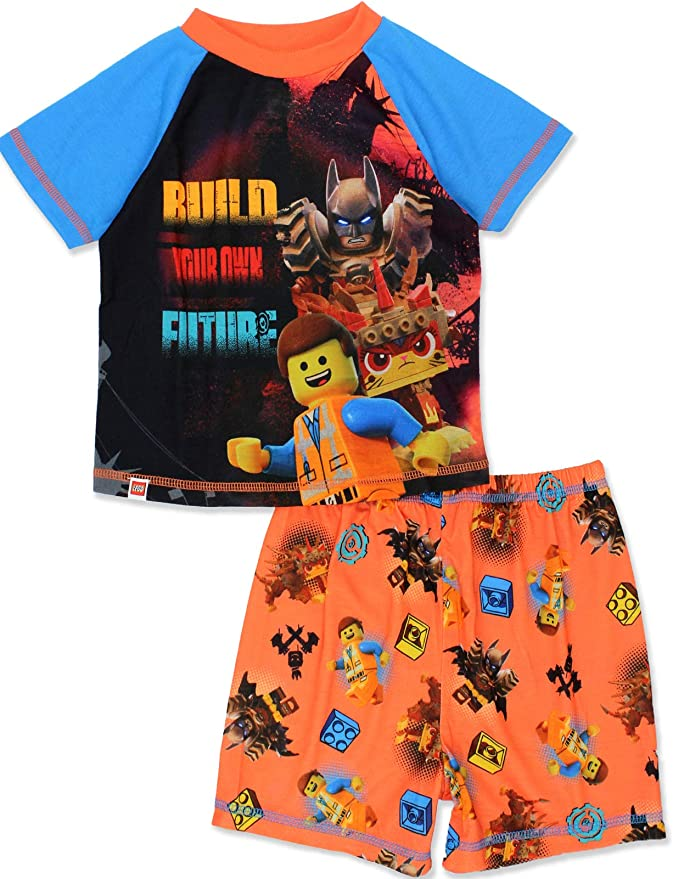 LEGO Movie Boys Two Piece Swim Set