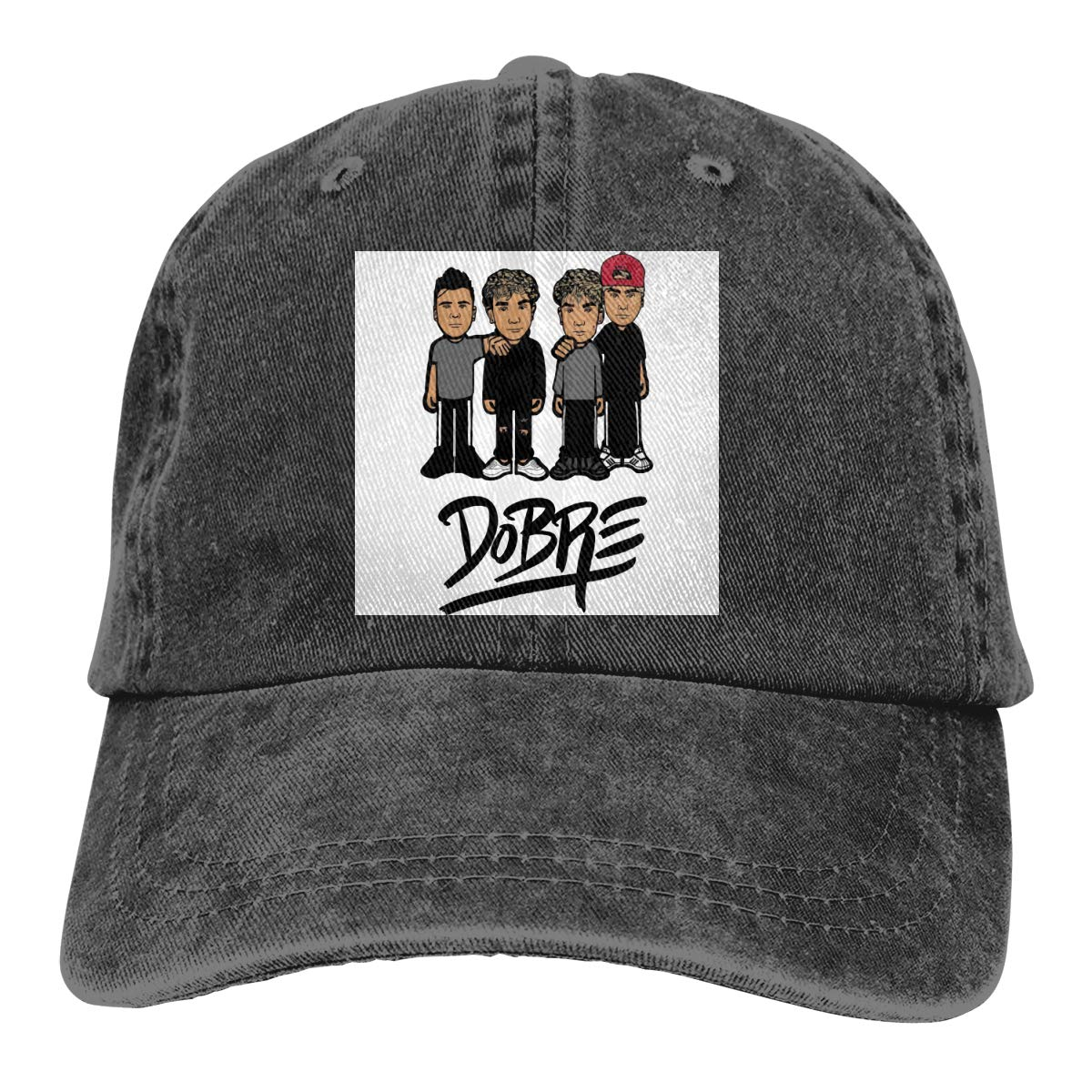 Rodney L Robbins Dobre Brothers Unisex Adjustable Personal Hat