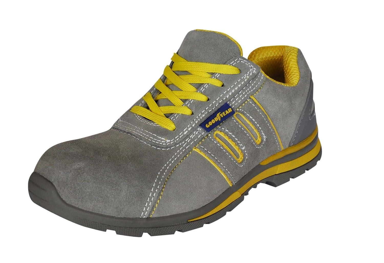 Goodyear - G30513 Zapatos de prevención de riesgos laborales para hombre, S1P, 41, gris, 1: Amazon.es: Industria, empresas y ciencia