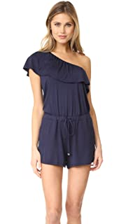 4df0828f1f Amazon.com: Ella Moss Women's Stella With CAGING Romper: Clothing