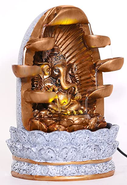 Lord ganesha water fountain size l 106 h 86 weight 16 kg lord ganesha water fountain size l 106 h 86 weight 16 workwithnaturefo