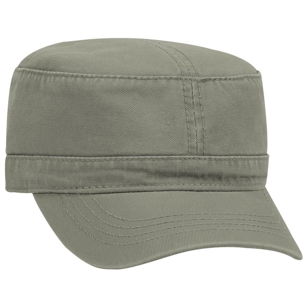 OTTO Superior Garment Washed Cotton Twill Military Cap 109-791-003