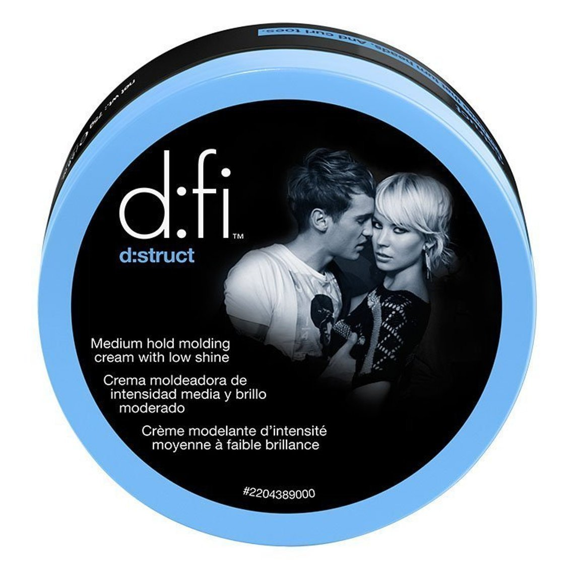 D:fi D:struct Medium Hold Molding Creme with Low Shine, 2.6 Ounce (2 Pack) by AMERICAN CREW (Image #3)