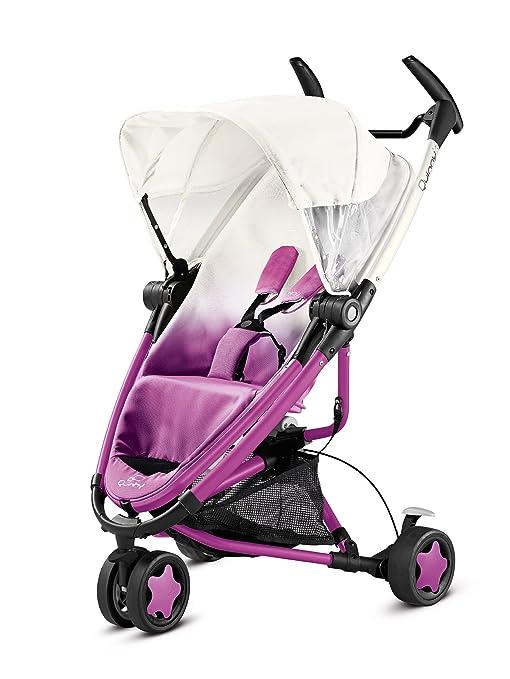 Quinny Zapp Xtra 2 carrito en violeta Jarabe