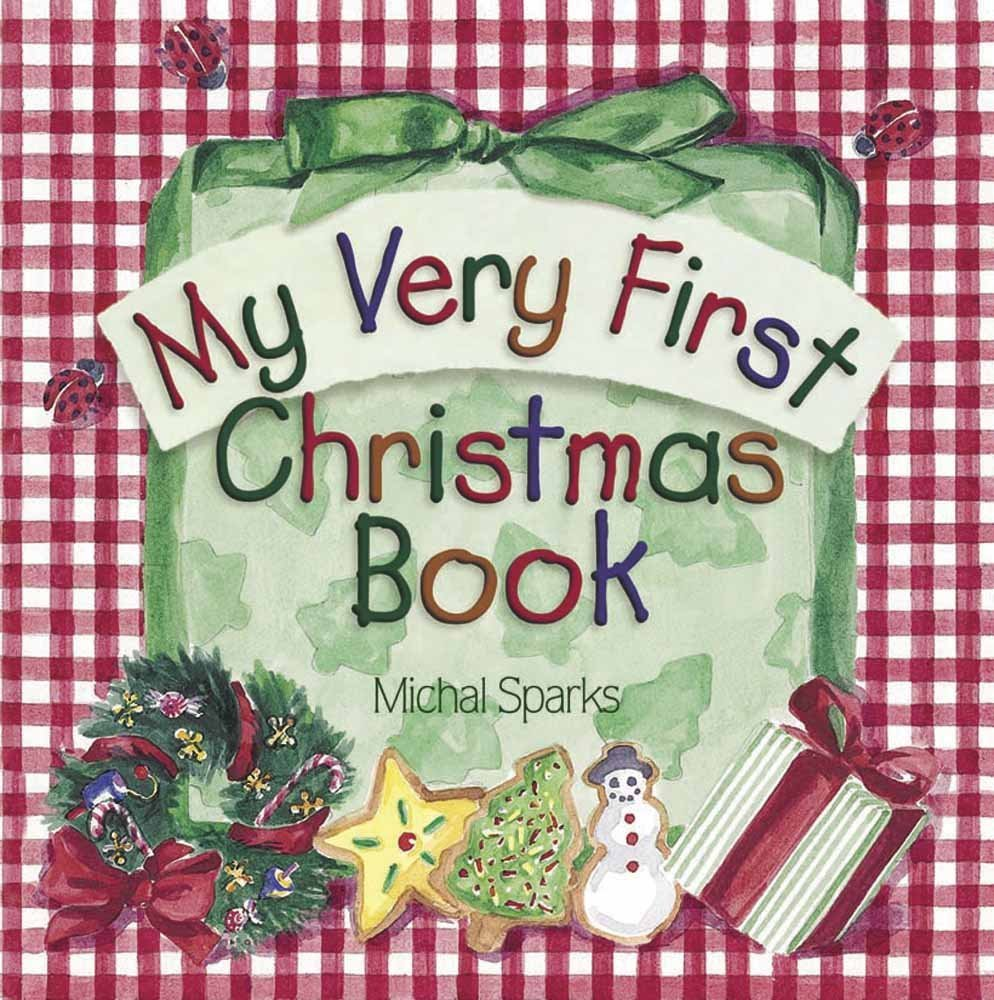 Download My Very 1st Christmas Book (My Very First Board Book Series) pdf