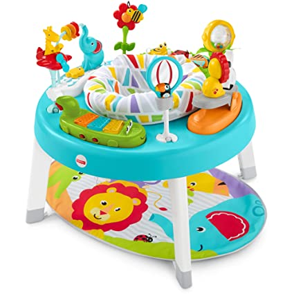 Fisher-Price 3-in-1 Sit-to-stand Activity Center [Amazon Exclusive]