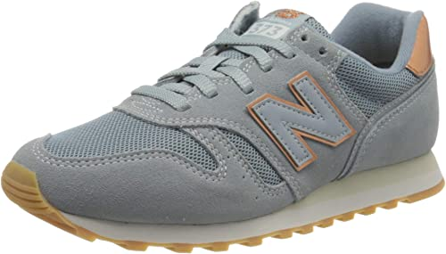 New Balance Damen 373v2 Sneaker, Schwarz