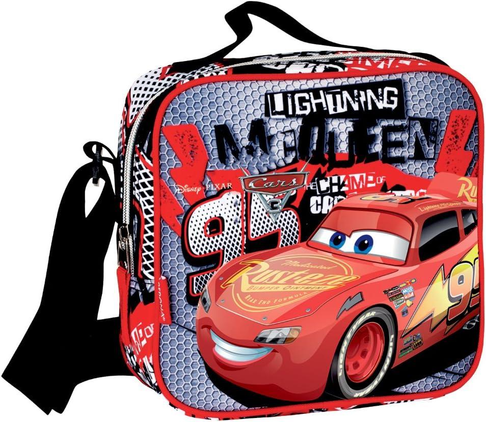 Disney 54276/Cars Fast Borsa Termica per Il Pranzo