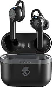 Skullcandy Indy Evo True Wireless In-Ear Earbud - True Black