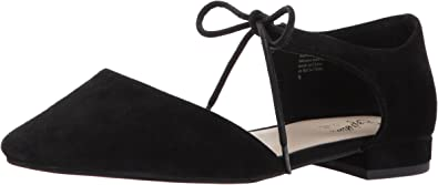 Prospect Pointed Toe Flat