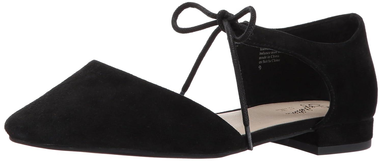Seychelles Women's Prospect Pointed Toe Flat B01N2SBEN4 11 B(M) US|Black