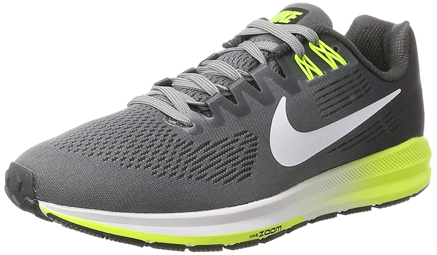 on sale d248f b4abd Nike Men's Air Zoom Structure 21 Running Shoe