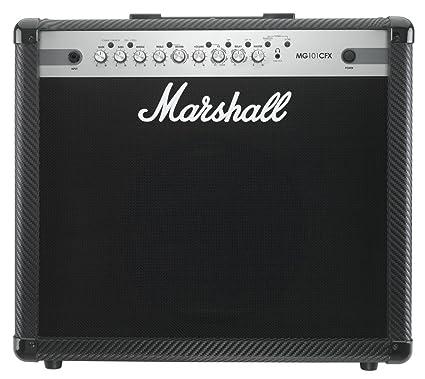 Marshall MG101CFX MG Series 100-Watt 1x12-Inch Guitar Combo Amp
