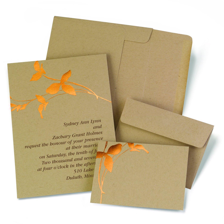 Wedding Invitation Kits Do It Yourself: Amazon.com