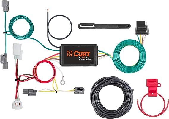 Curt Manufacturing 56398 Custom Wiring Harness