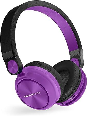 Energy Sistem Headphones Bt Urban 2 Radio Violet Elektronik