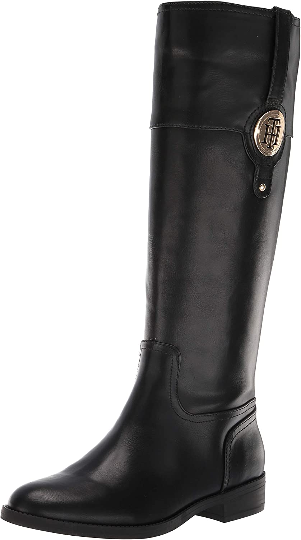Choose SZ//color Details about  /Tommy Hilfiger Women/'s Ivane Equestrian Boot