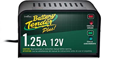 Battery Tender Plus 021-0128 Smart Battery Charger